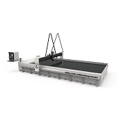 Omax 120X-1 Waterjet Cutting System
