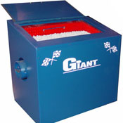 Giant Finishing Vibratory Tumblers
