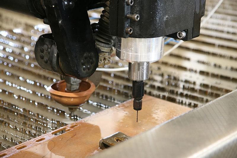 Abrasive Waterjet Cutting